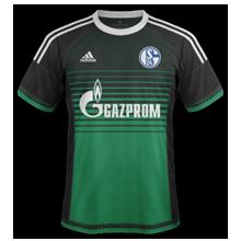 Schalke 2017 3eme maillot third 2016 2017
