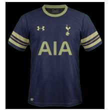 Tottenham 2017 maillot de foot exterieur 2016-2017