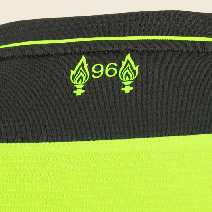 liverpool 2017 col arriere maillot third 96