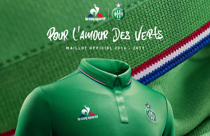 as saint etienne maillot football maillots foot actu. Black Bedroom Furniture Sets. Home Design Ideas