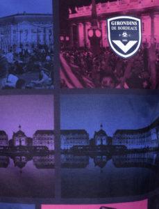 Bordeaux 16 17 dessin maillot third zoom Puma