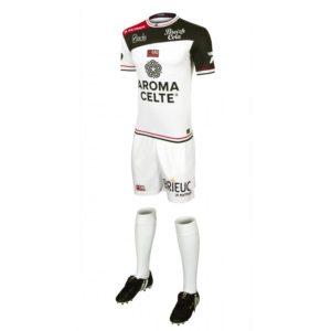 EAG 2017 maillot exterieur short chaussettes blanc