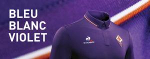 Fiorentina 2017 presentation maillot foot domicile 16-17