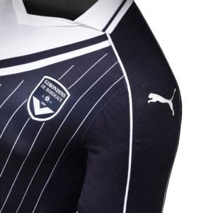 Girondins de Bordeaux 2017 maillot domicile Puma 16-17