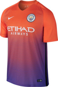 Manchester City 2017 maillot third Nike 2016 2017