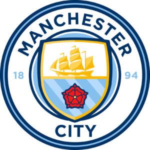 Manchester City nouveau logo