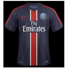 PSG 2017 maillot domicile Paris 2016 2017
