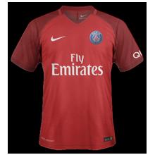 PSG 2017 maillot exterieur 2016 2017 Nike Paris Saint Germain