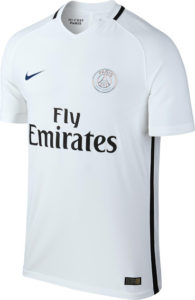 PSG 2017 maillot foot third Paris-saint-germain