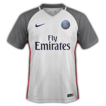 PSG 2017 maillot de football training