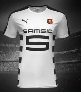 Rennes 2017 maillot exterieur foot Puma 2016 2017