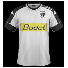 SCO Angers 2017 maillot exterieur
