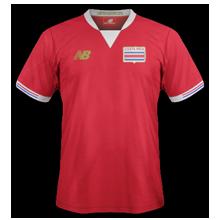 Costa Rica 2016 maillot domicile Copa America 2016