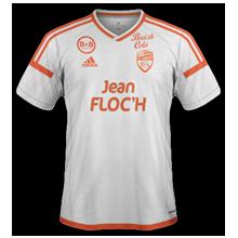 FC Lorient 2017 maillot exterieur football