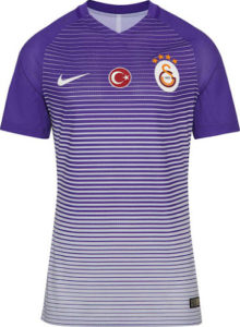 Galatasaray 2017 troisieme maillot third Nike officiel