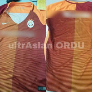 Galatasary 2017 maillot domicile football 2016 2017