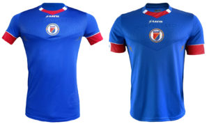 Haiti 2016 maillot domicile Copa Amercia Centenario