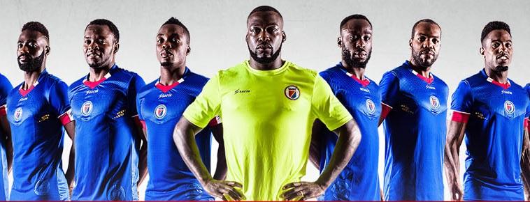 Haiti 2016 maillots de foot Copa America Centenario