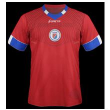 Haiti 2016 maillot exterieur football Copa America Centenario