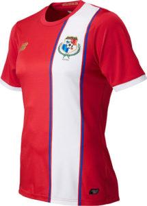 Panama 2016 maillot domicile foot Copa America Centenario