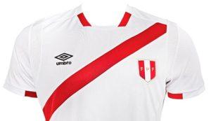 Perou 2016 maillot domicile Copa America