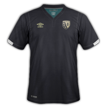 RC Lens 2017 maillot de foot exterieur
