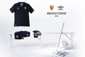RC Lens 2017 maillot exterieur noir 2016 2017