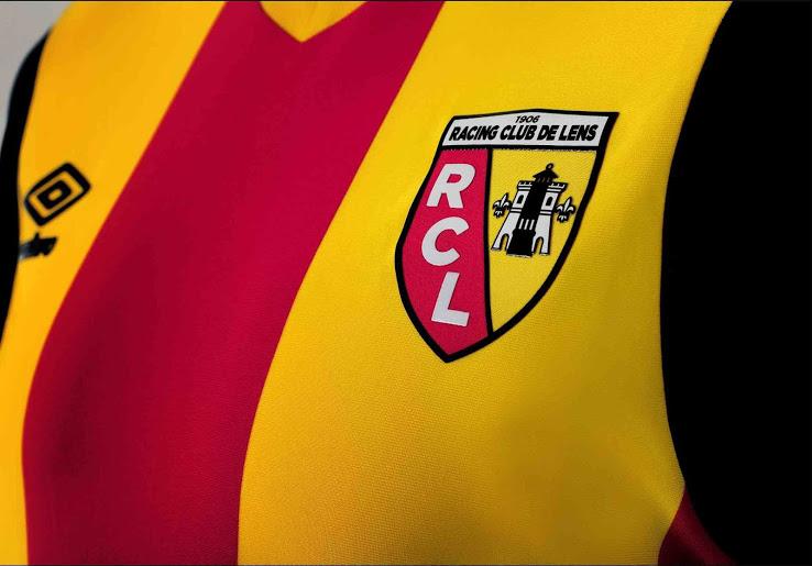 RC Lens 2017 les nouveaux maillots de foot