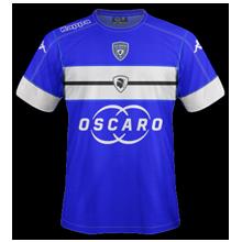 SC Bastia 2017 maillot domicile