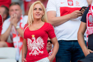 supportrice polonaise euro 2016