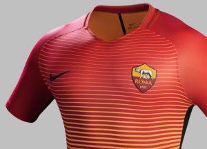 3eme maillot AS Roma 2017 Nike