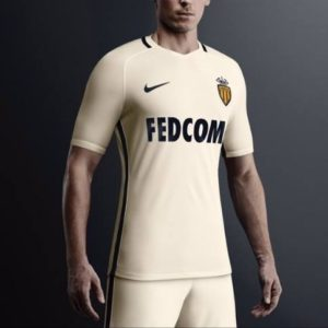 AS Monaco 2017 maillot exterieur foot 2016 2017