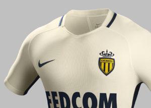 AS Monaco 2017 nouveau maillot exterieur ASM 2017