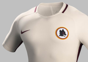 AS Roma 2017 maillot exterieur foot 16-17