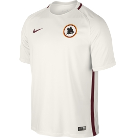 AS Roma 2017 maillot exterieur