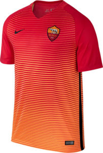 AS Roma maillot third 2016 2017