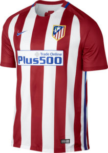 Atletico Madrid 2017 maillot de foot domicile 2016-2017