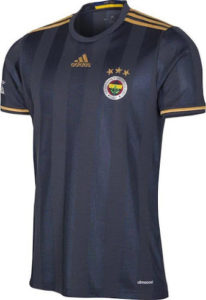 Fenerbahce 2017 maillot third 16-17 football