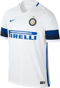 Inter Milan 2016 maillot exterieur 16-17