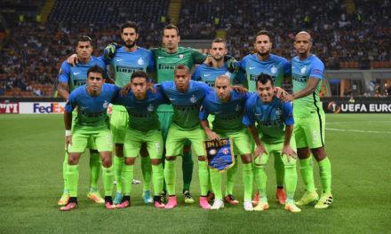 Inter Milan 2017 nouveaux maillots de football par Nike