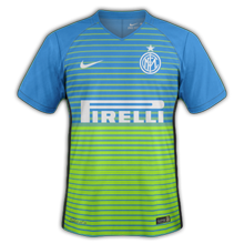 inter milan 2017 nouveaux maillots de football par nike maillots foot actu. Black Bedroom Furniture Sets. Home Design Ideas