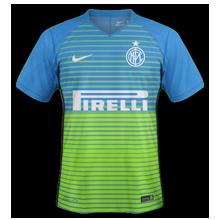 Inter Milan 2017 troisieme maillot third 2016 2017