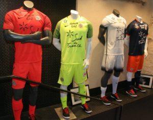 Montpellier 2017 maillots de foot MHSC 2016 2017