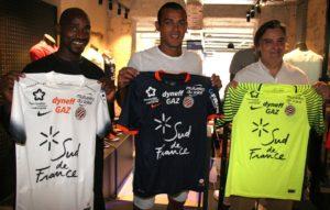 Montpellier 2017 maillots de foot Nike MHSC 2016 2017