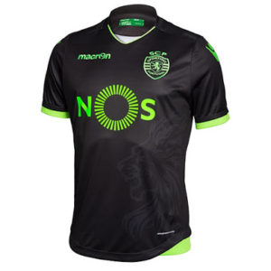 Sporting 2017 maillot exterieur 16-17