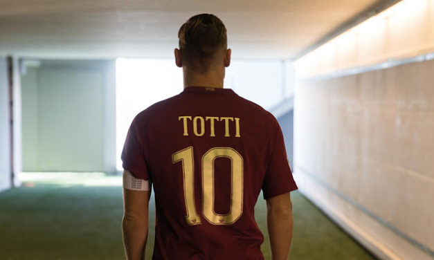 AS Roma 2017 les maillots de football chez Nike