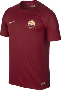 maillot foot AS Roma special derby 2016 2017