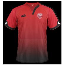 DFCO Dijon maillot foot domicile 16-17