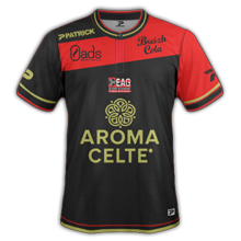 EA Guingamp 2017 maillot exterieur foot