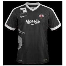 FC Metz 2017 troisième maillot third
